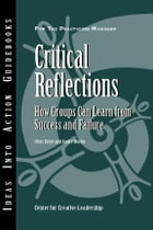 Critical Reflections: How Groups Can Learn from Success and Failure