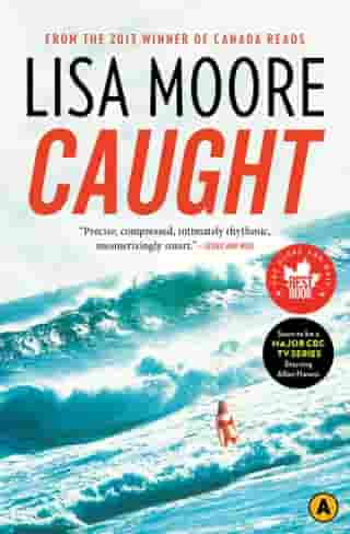 Caught (TV tie-in edition) by Lisa Moore