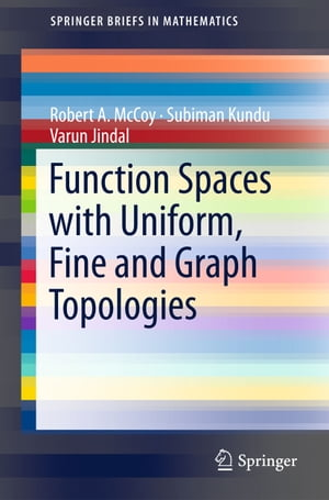 Function Spaces with Uniform, Fine and Graph Topologies