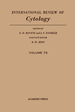 Book INTERNATIONAL REVIEW OF CYTOLOGY V73 by Danielli, J. F.