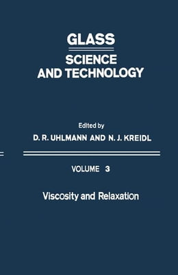 Book Viscosity And Relaxation by Uhlmann, D
