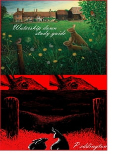 a literary analysis of watership down by richard adams Home → sparknotes → literature study guides → watership down watership  down richard adams table of contents plot overview summary & analysis.