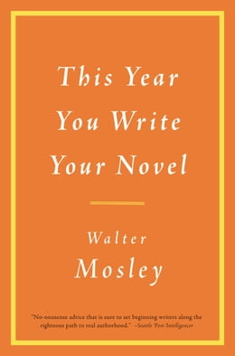 Book This Year You Write Your Novel by Walter Mosley