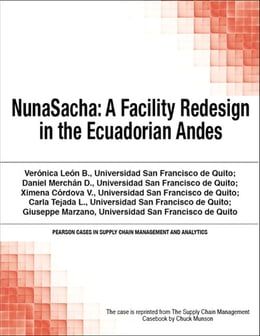 Book NunaSacha: A Facility Redesign in the Ecuadorian Andes by Chuck Munson