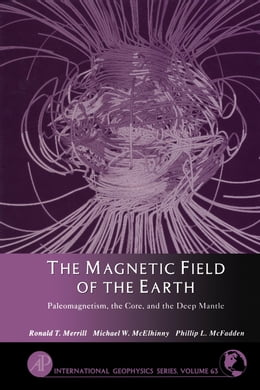 Book MAGNETIC FIELD OF THE EARTH by MERRILL
