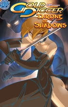 Gold Digger: Throne of Shadows #4 by Fred Perry