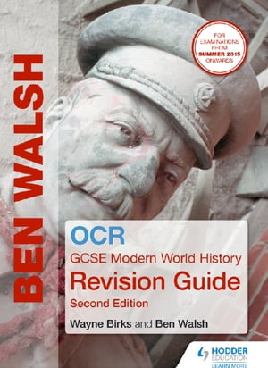 OCR GCSE Modern World History Revision Guide 2nd Edition