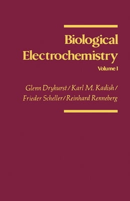 Book Biological Electrochemistry by Dryhurst, Glenn