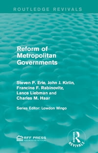 Reform of Metropolitan Governments