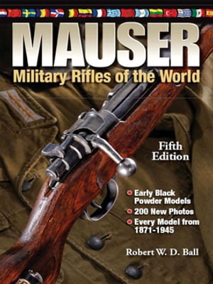 Mauser Military Rifles of the World