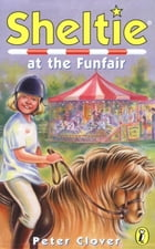 Sheltie at the Funfair by Peter Clover