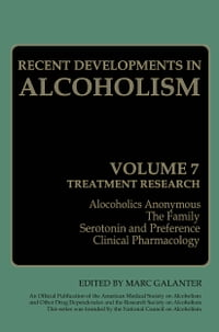 Recent Developments in Alcoholism: Treatment Research