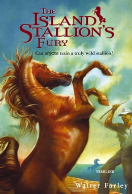 Book The Island Stallion's Fury by Walter Farley