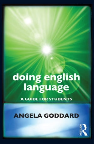 Doing English Language A Guide for Students