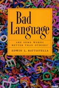 Bad Language 0c17e13c-87ca-4a78-9ce6-eb3e63e36554