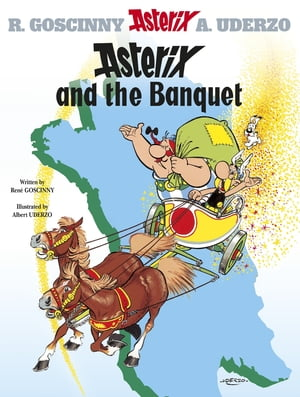 Asterix and the Banquet Album 5