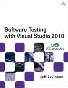 Software Testing with Visual Studio 2010 by Jeff Levinson