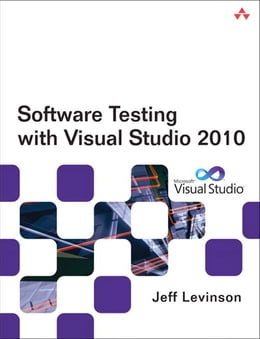 Book Software Testing with Visual Studio 2010 by Jeff Levinson