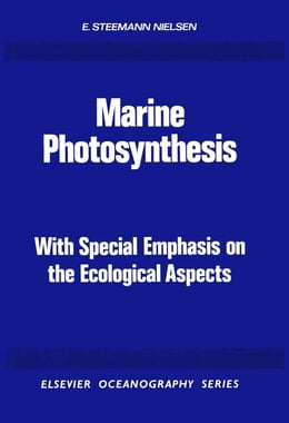 Book Marine Photosynthesis by Steemann Nielsen, E.