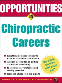 Book Opportunities in Chiropractic Careers by Green, Bart