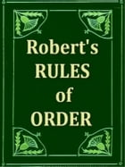 Robert's Rules of Order: Pocket Manual of Rules of Order for Deliberative Assemblies by Henry M. Robert