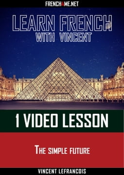 Learn French - 1 video lesson at a time - Irregular conjugation # Verbs ending with uyer