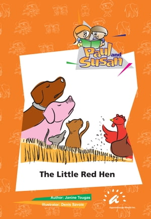 The Little Red Hen by Janine Tougas
