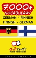 7000+ Vocabulary German - Finnish