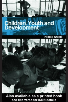 Book Children, Youth and Development by Ansell, Nicola