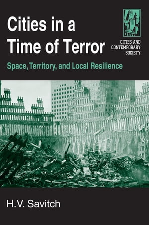 Cities in a Time of Terror: Space,  Territory,  and Local Resilience Space,  Territory,  and Local Resilience