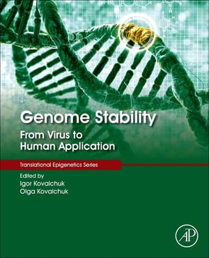 Genome Stability From Virus to Human Application