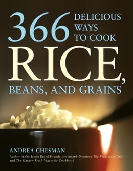 Book 366 Delicious Ways to Cook Rice, Beans, and Grains by Andrea Chesman