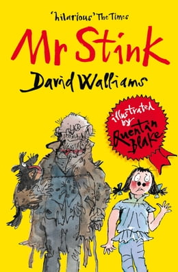 Book Mr Stink by David Walliams