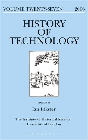 History of Technology Volume 27