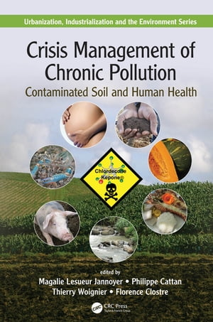 Crisis Management of Chronic Pollution Contaminated Soil and Human Health