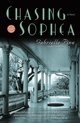 Book Chasing Sophea: A Novel by Gabrielle Pina