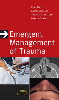Emergent Management of Trauma, Third Edition