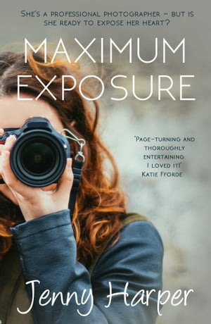 Maximum Exposure by Jenny Harper