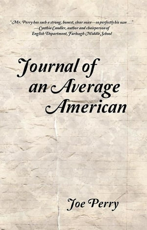 Journal of an Average American