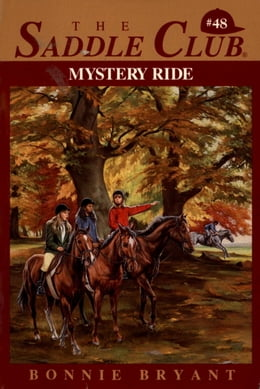 Book Mystery Ride by Bonnie Bryant
