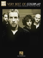 Very Best of Coldplay (Songbook): Easy Guitar with Notes & Tab by Coldplay
