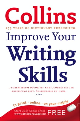 Book Collins Improve Your Writing Skills by Graham King