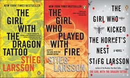 Book Millennium Trilogy (3 Ebook Set): The Girl With The Dragon Tattoo;the Girl Who Played With Fire;the by Stieg Larsson