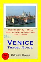 Venice, Italy Travel Guide - Sightseeing, Hotel, Restaurant & Shopping Highlights (Illustrated) by Katherine Higgins