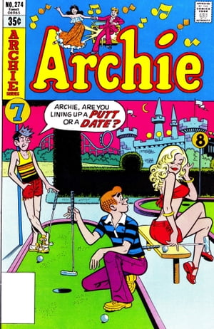 Archie #274 by Archie Superstars