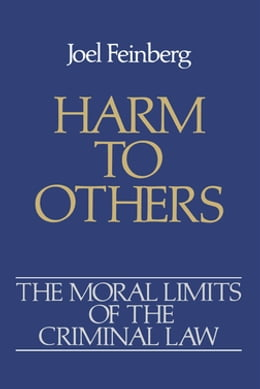 Book Harm to Others by Joel Feinberg