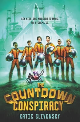 Book The Countdown Conspiracy by Katie Slivensky