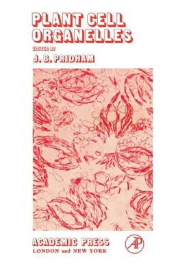 Book Plant Cell Organelles by Pridham, J