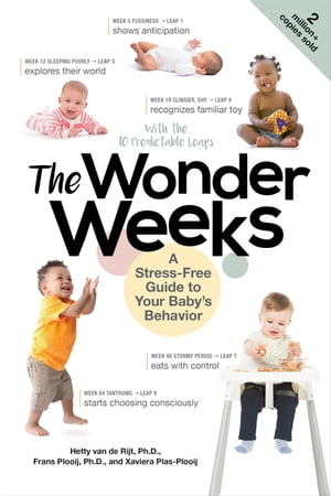 The Wonder Weeks: A Stress-Free Guide to Your Baby's Behavior (6th Edition) by Frans X. Plooij, PhD