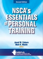 Nsca -National Strength & Conditioning Association - Books
